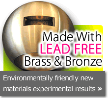 Environmentally friendly new materials experimental results