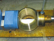Evaluation of pressure resistance of trial production