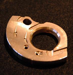 Bronze casting (Hydraulic equipment parts)